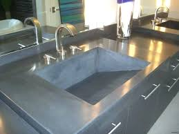 how to make a concrete sink cement bathroom sink large size of bathroom trough sink cement how to make a concrete sink