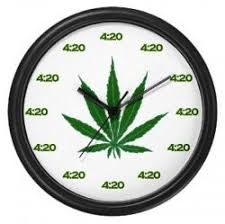cool looking clocks.  Cool Well With This Cool Looking Weeds Wall Clock You May Be Happy To Know That  It Is Always 420 And Yes Does Tell Real  And Cool Looking Clocks L