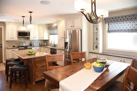 Gorgeous Open Kitchen And Dining Room By Details Full Service