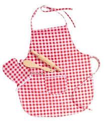 Happy People Kinder Kochschürze Mit Zubehör Real
