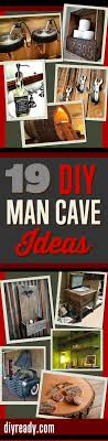 19 Cool Man Cave Ideas To Try This Week   Furniture projects, Men cave and Man  men