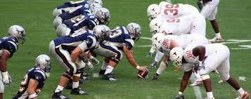 College Football Size Chart Defensive Line Football Positional Guidelines Go Big