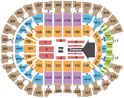 Rocket Mortgage Arena Seating Chart Wwe Seating Chart Interactive Seating Chart Seat Views