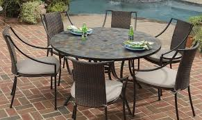 metal rattan wrought resin clearance rectangular cover tripel set covers sets iron table and chairs for