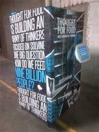 Ivs Vending Machines Delectable TwitterActivated Vending Machine Wows Crowds In Pittsburgh