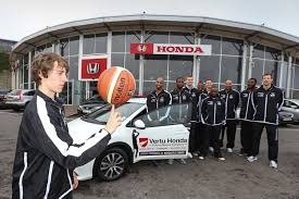 vertu honda join forces with the eagles