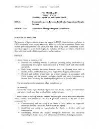 Sample Cover Letter For Community Health Worker