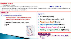 Agenda 1 Warm Up 5 Min 2 Collect 2 Contracts After