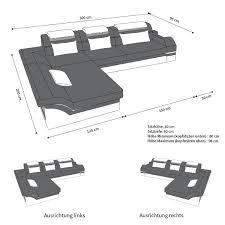 Sofa Monza Als L Form