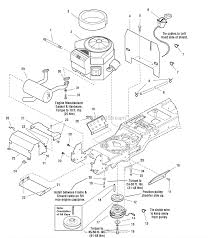 simplicity 1694028 2616 16hp hydro parts diagram for engine zoom