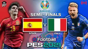 ITALY vs SPAIN | SEMI - FINALS