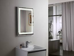 Mirrors Bathroom Mirrors Lighted Lighted Wall Mirror
