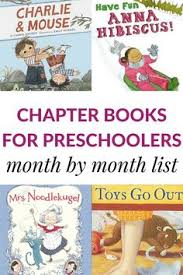 a month by month guide to the best read aloud chapter books to read to