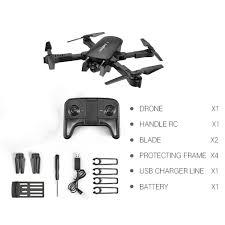 [Big Promo] <b>R8</b> Dual Camera Drone Folding <b>Professional Hd 4K</b> ...