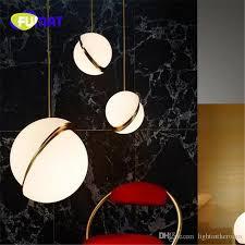 fumat creative globe acrylic nordic post modern pendant lamp simple living room designer lights bedroom lights pendant ceiling lights hanging pendant lights