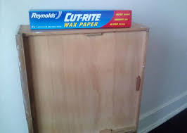 How To Make Drawers How To Make Sticky Or Stubborn Wooden Drawers Slide More Smoothly