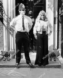 Policeman Mary Millington Redaktionelles Stockfoto – Stockbild