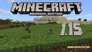 minecraft 1 15 0 for android