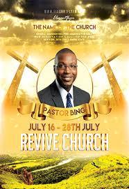 church revival flyers church free flyer psd template by elegantflyer
