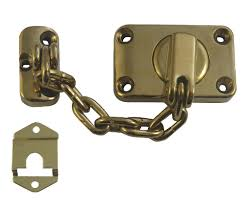 Door Lock Chain Yale Chubb Ws16 Combined Door Chain And Bolt Brass Www