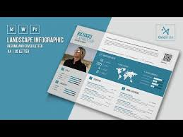 How To Customize Resume Template In Adobe Indesign @ Infographic ...