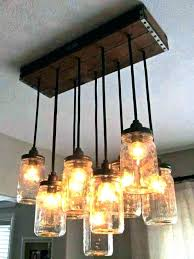 best chandelier for small dining room rustic lighting impressive rectangular