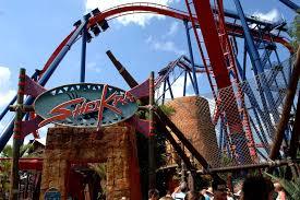 busch gardens sheikra roller coaster