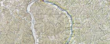 Army Corps Of Engineers River Charts Inland Electronic Navigational Charts