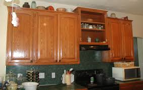 Height Of Top Cabinets Upper Kitchen Cabinets