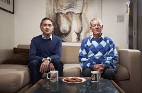 bill and josef on gogglebox