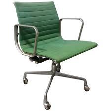 Green Desk Chair From Herman Miller 1958