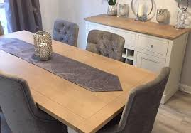 white room folding chairs dining table grey glass clearance coast and wood oak small round extendable