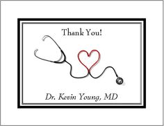 Thank You Notes For Nurses 7 Best Thank You Notes For Doctors Images Thank You Messages