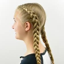 how to tight dutch braids on yourself