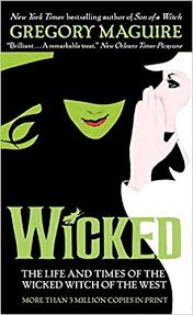 wicked the life and times of the wicked witch of the west wicked years gregory maguire 9780061350962 amazon books