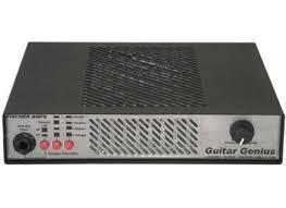 Efficace et polyvalent - Avis Fischer Amps Amp Genius - Audiofanzine