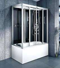 shower luxury shower bath combo sofa bathtub medium size of corner steam high end