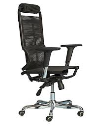 ergonomic mesh office desk chair with adjustable arms. ergonomic office chair high back \u2013 breathable comfortable bungee seat mesh \u0026 leather alternative executive computer desk with adjustable arms