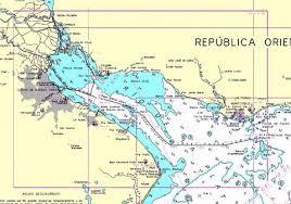 Rio De La Plata Medio Y Superior Marine Chart Ar_h11601