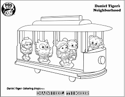 New Of Daniel Tiger Pictures To Color 20 Photograph Coloring