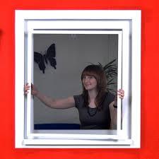 Holz Furnier Fliegengitter Für Fenster Zum Lackieren Lasieren