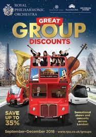 Rpo Groups Brochure_autumn Winter 2018 By Royal Philharmonic