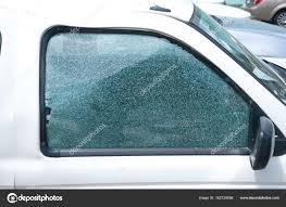 the car door gl is broken stock photo