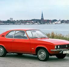 Erst schneller Schick, dann schriller Kult: Tradition: 50 Jahre Opel Manta  - WELT