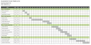 Template Calendar Plan Year Planner Project Planning Excel Xls Menu
