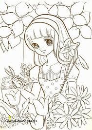 Manga Fairy Coloring Pages Zabelyesayancom
