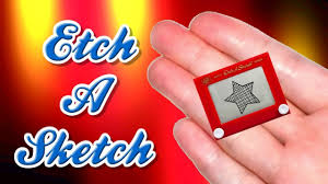 diy miniature etch a sketch how to make lps crafts lps stuff doll accessories dollhouse things