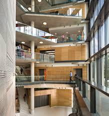 Benson Building Designs Milken Institute School Of Public Health Payette Archdaily