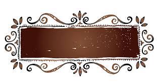 Vintage frame design png Gold Designfreelogoonline Design Free Logo Vintage Retro Frame Logo Template