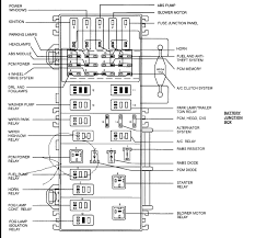 ford ranger fuse diagram diagram 2000 ford windstar fuse split diagram s313 wiring examples